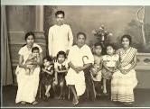 Rahelamma & family c.1947