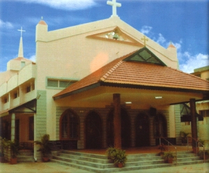 St.Gregorios Orthodox Church, Hosur Road, Bangalore